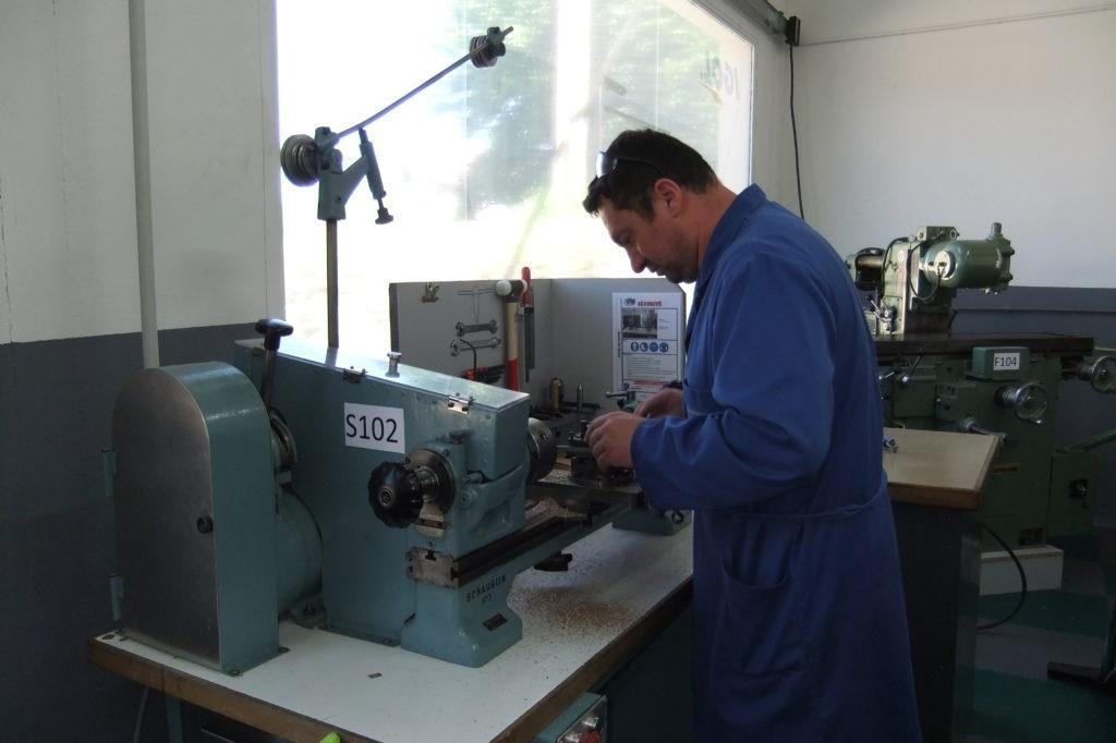 formation mécanique jura