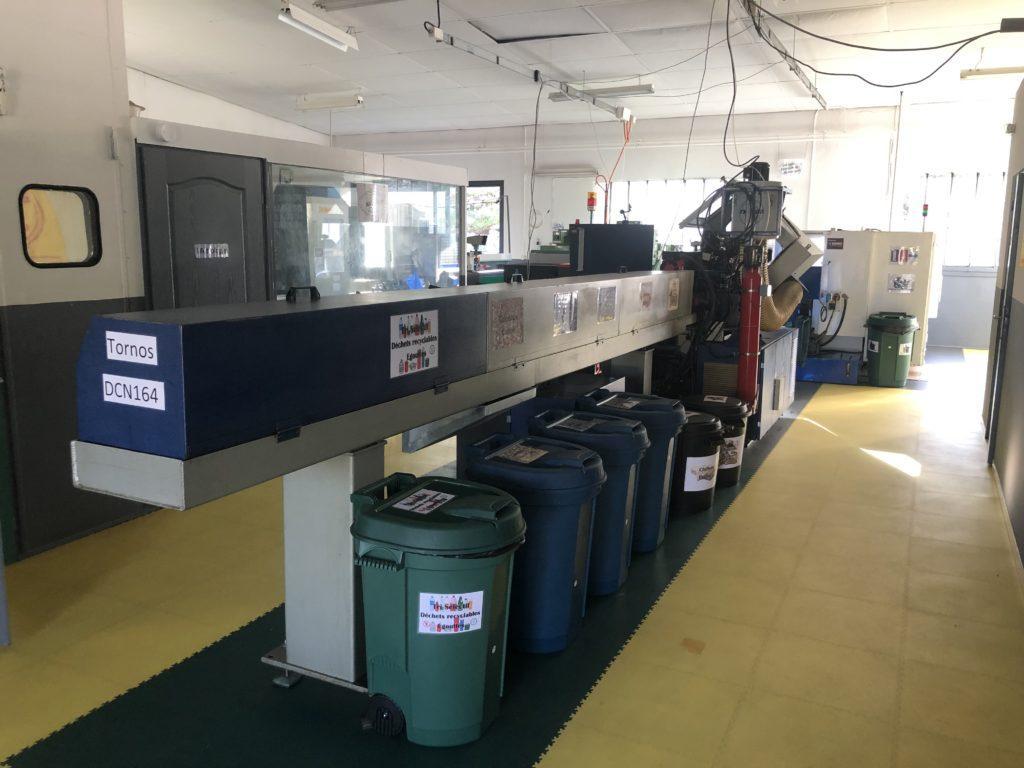 Ecole de formation industrielle à Besançon